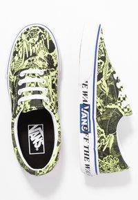 Vans - ERA - Trainers - sharp green/true white - 3