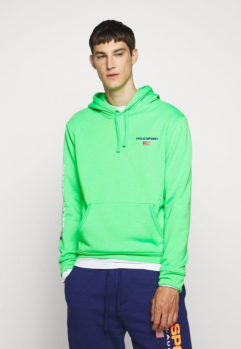 Polo Ralph Lauren - Sweat à capuche - neon green