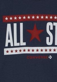 Converse - STARS AND STRIPES TEE - Print T-shirt - navy - 4