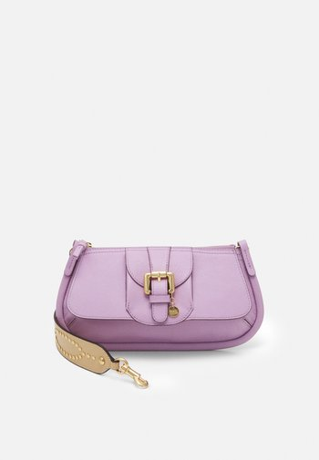 LESLY BAGUETTE - Across body bag - lavender mist