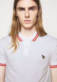 PS Paul Smith - SLIM FIT  - Polo shirt - white - 3
