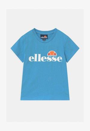 RAZOR BABY UNISEX - Print T-shirt - light blue