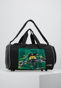 Lego Bags - TRAVEL BAG WET COMPARTMENT - Torba sportowa - black - 0