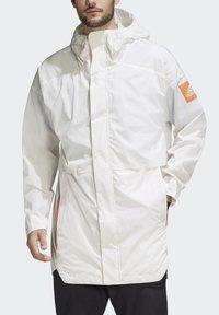 adidas Performance - MYSHELTER WIND.RDY PARKA - Parka - white - 5