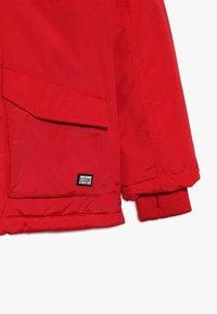 Cars Jeans - KIDS DEMPSEY  - Chaqueta de invierno - red - 5