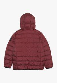 Ecoalf - ASPEN - Zimní bunda - raspberry - 1