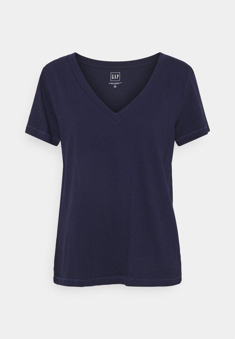 GAP - T-shirt basic - navy uniform