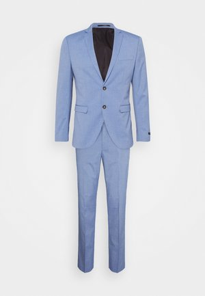 JPRSOLARIS - Suit trousers - blue