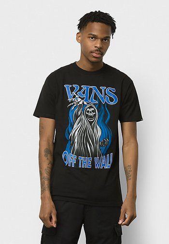 MN OTW REAPER SS - Print T-shirt - black