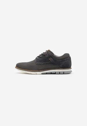 SIMONE COMFORT - Casual lace-ups - dark grey