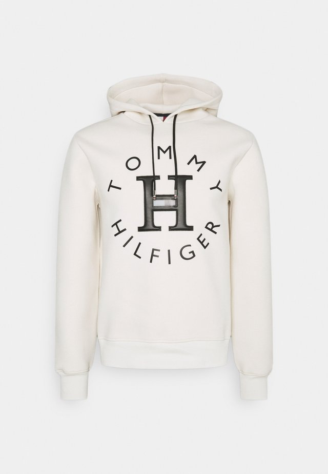ELEVATED BONDED HOODY - Sweat à capuche - ivory