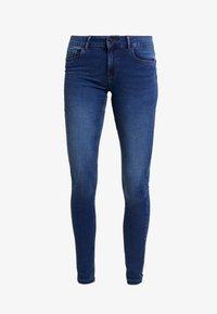 Vero Moda - VMSEVEN SHAPE UP - Jeans Skinny Fit - medium blue denim - 3
