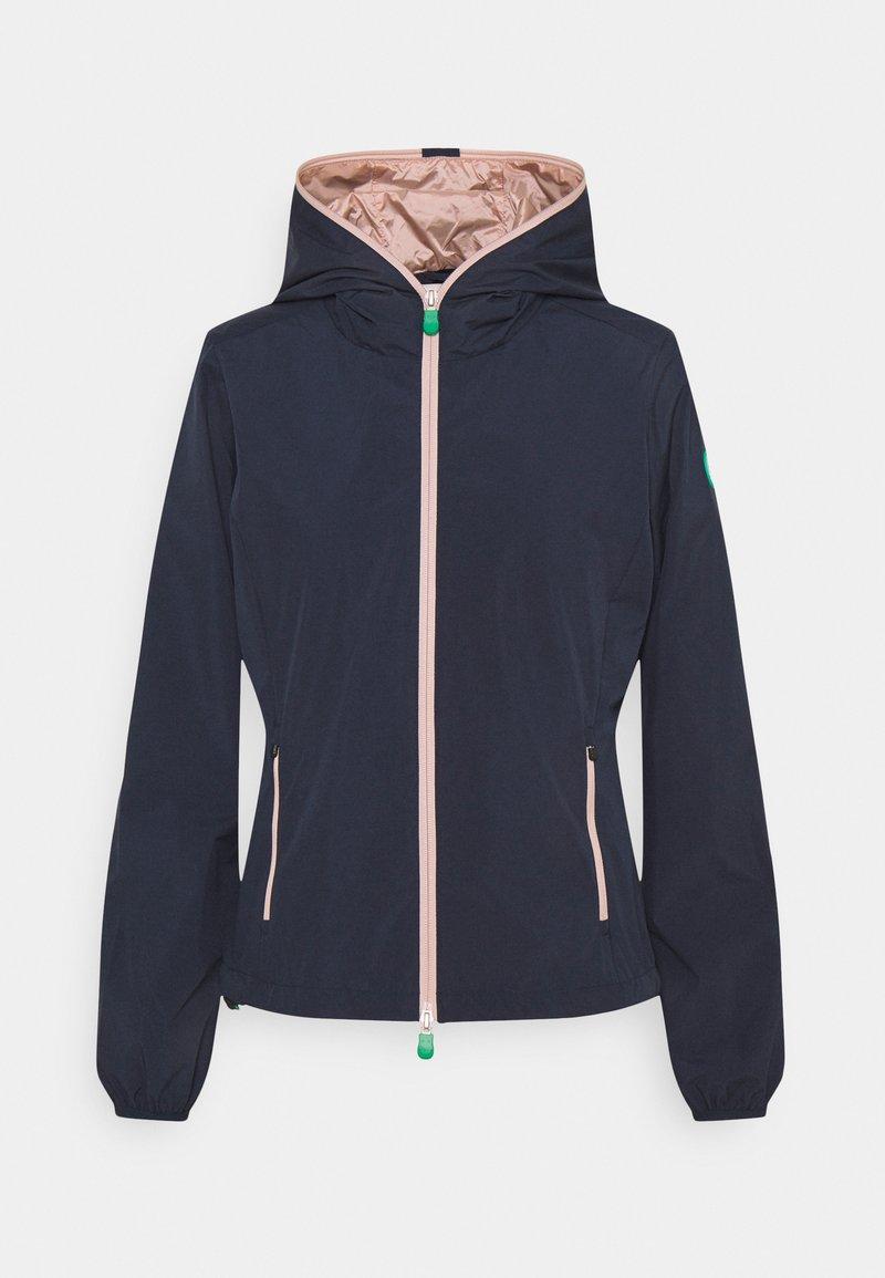 Save the duck - STELLA - Summer jacket - navy blue