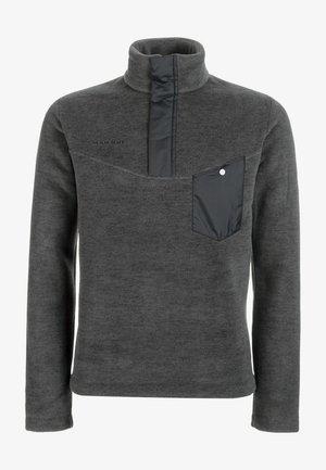 INNOMINATA - Bluza z polaru - black melange