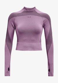 Under Armour - Sports shirt - polaris purple - 3