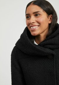 Vila - Classic coat - black - 3
