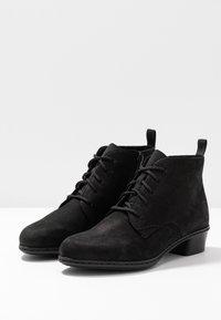 Rieker - Kotníková obuv - schwarz - 4