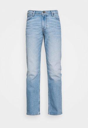 WEST - Straight leg jeans - light blue denim