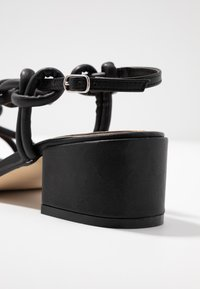 Head over Heels by Dune - JIJI - Sandals - black - 2