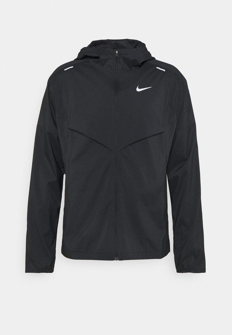 Nike Performance - WINDRUNNER - Løbejakker - black