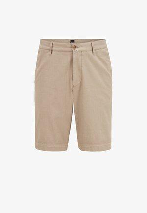 SLICE-SHORT - Shorts - light brown