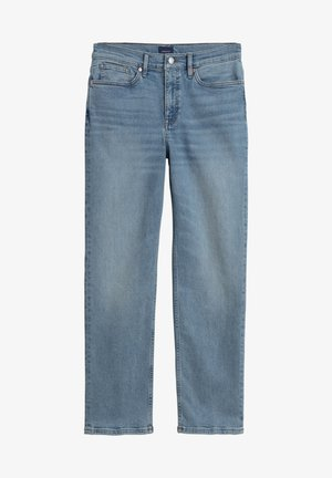 Džíny Relaxed Fit - light blue vintage
