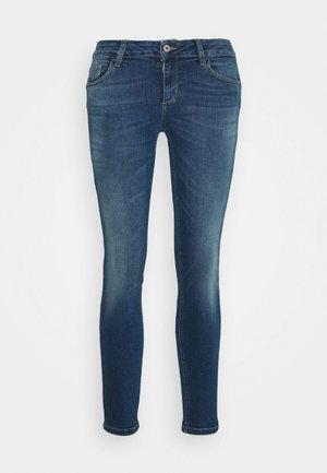 IDEAL - Jeansy Skinny Fit - blue practice