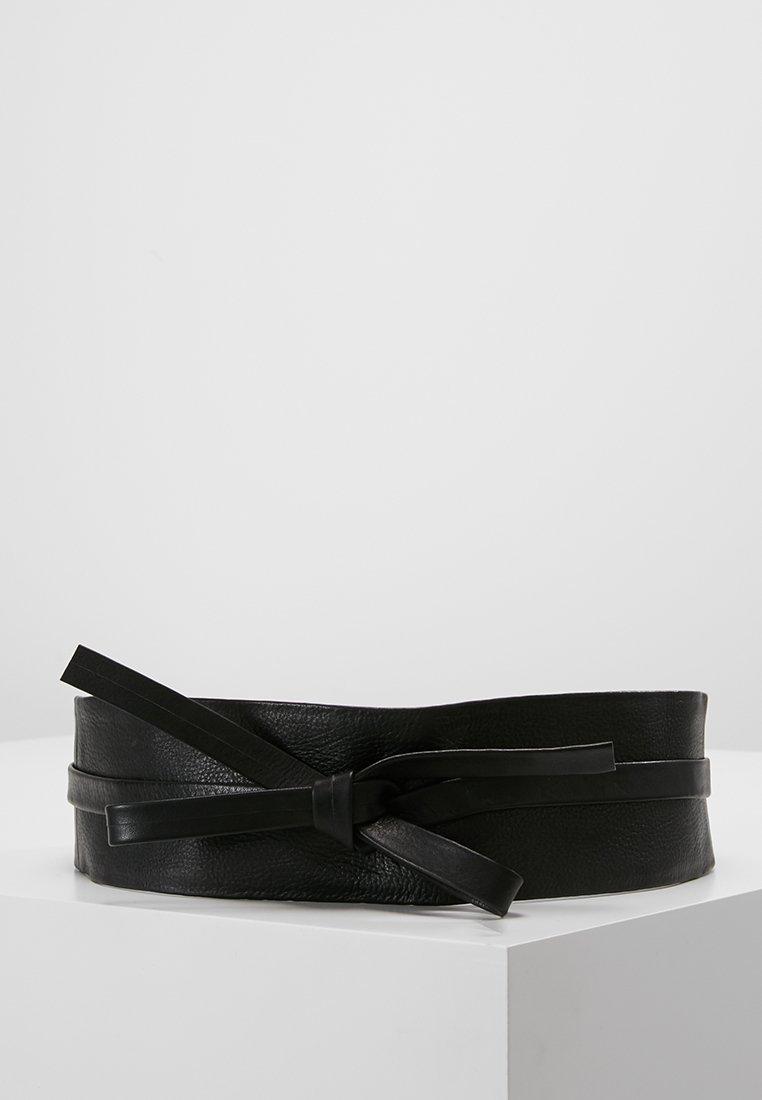 Vanzetti - Ceinture taille haute - schwarz