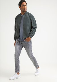Petrol Industries - SEAHAM - Jeans slim fit - dustysilver - 1