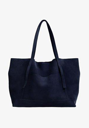 VEGA - Tote bag - blau