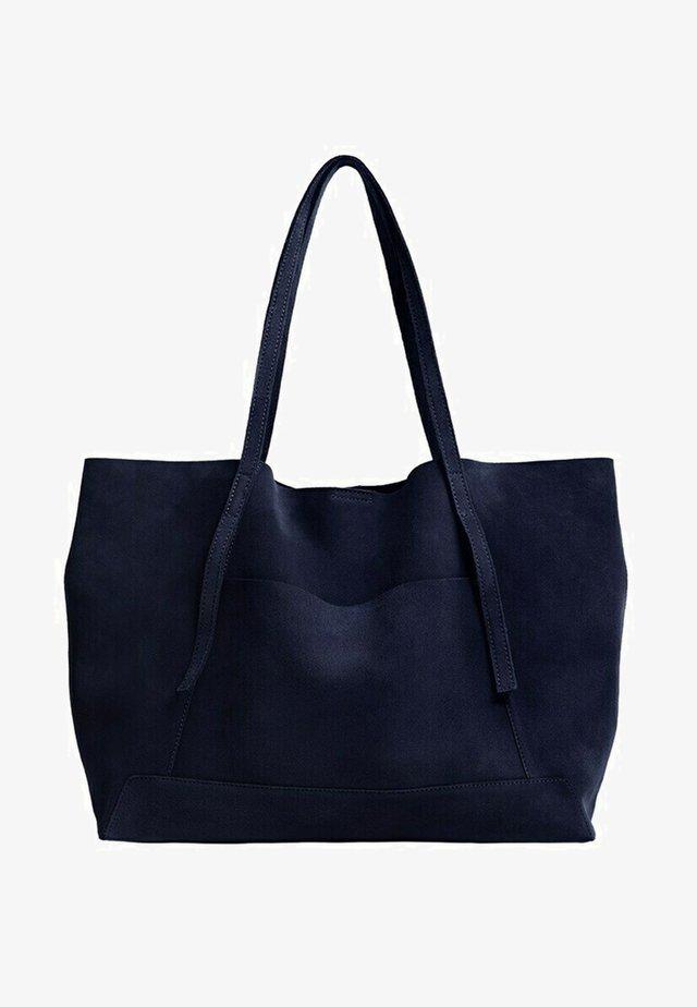 VEGA - Shopping bag - blau