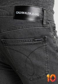 Calvin Klein Jeans - 016 SKINNY - Skinny džíny - copenhagen grey - 5