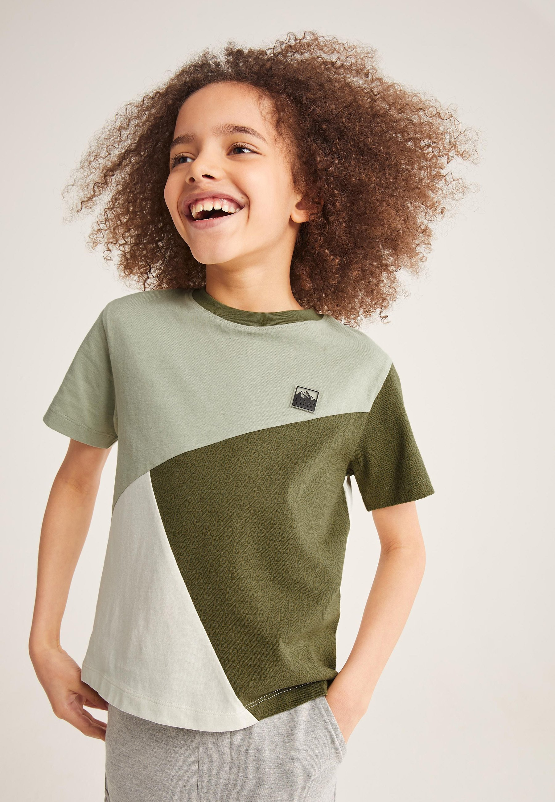 Bambini BAKER BY TED BAKER - T-shirt con stampa