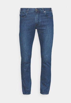POCKETS PANT - Jeans slim fit - blu navy chiaro