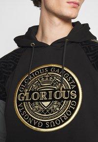 Glorious Gangsta - BOTTAGOHOODIE - Hoodie - black - 5