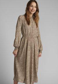 Nümph - Day dress - tannin - 0