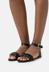 ALDO - ONERRAN - Sandals - black - 0