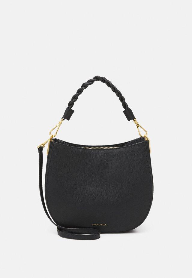 ARPEGE - Håndtasker - noir/ash grey