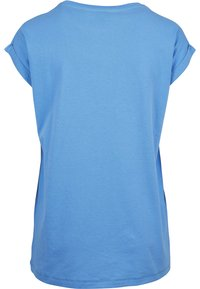 Urban Classics - EXTENDED SHOULDER TEE - Camiseta básica - horizonblue - 7