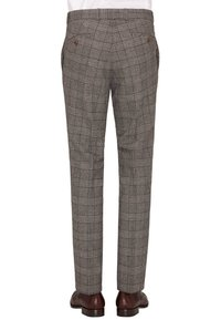 Carl Gross - TOMTE - Suit trousers - braun - 1