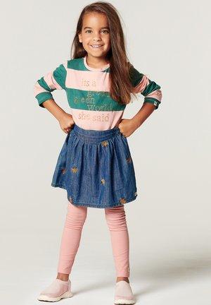 LADYWOOD - A-line skirt - medium wash