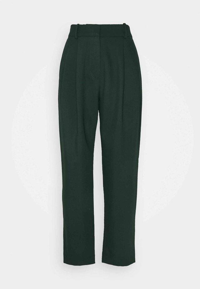 ZINC TROUSER - Trousers - green