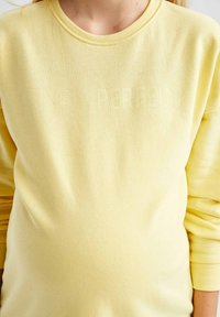 DeFacto - Sweatshirt - yellow - 4