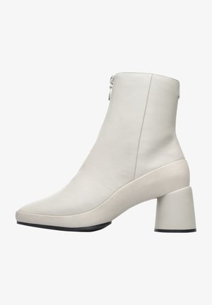 UPRIGHT - Classic ankle boots - grau