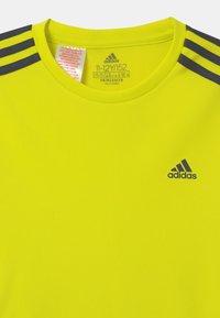 adidas Performance - Print T-shirt - yellow - 2