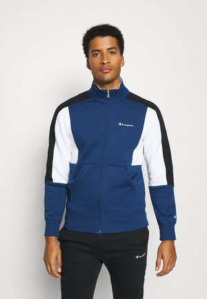 FULL ZIP SUIT - Tracksuit - blue