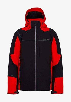 TITAN GTX SKI - Outdoor jacket - black/red