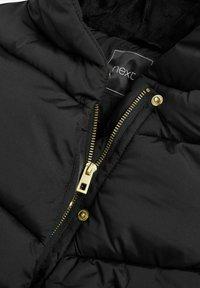 Next - Winter coat - black - 7