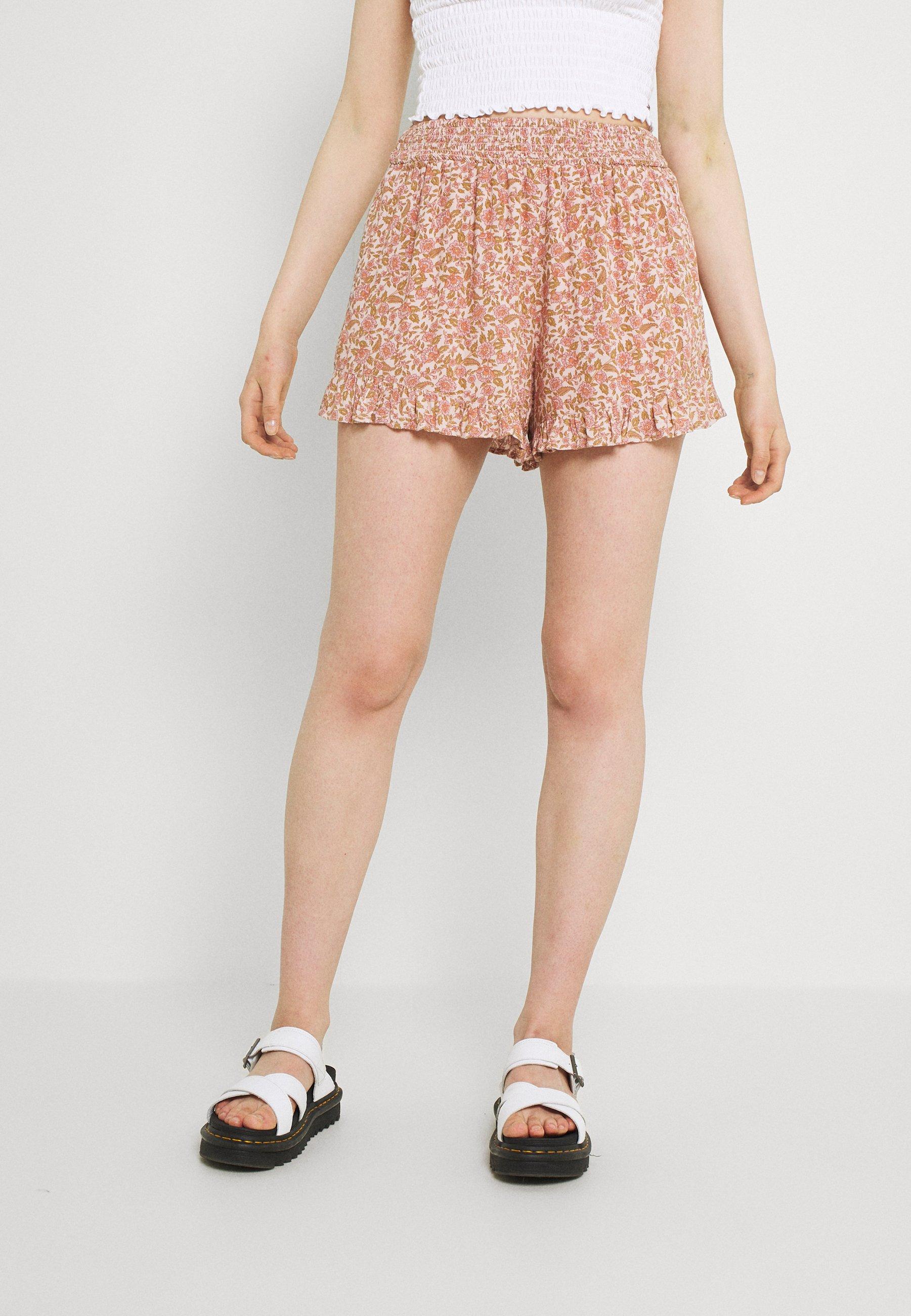 Women RUFFLE RUNNER - Shorts