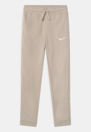 Trainingsbroek - desert sand/white